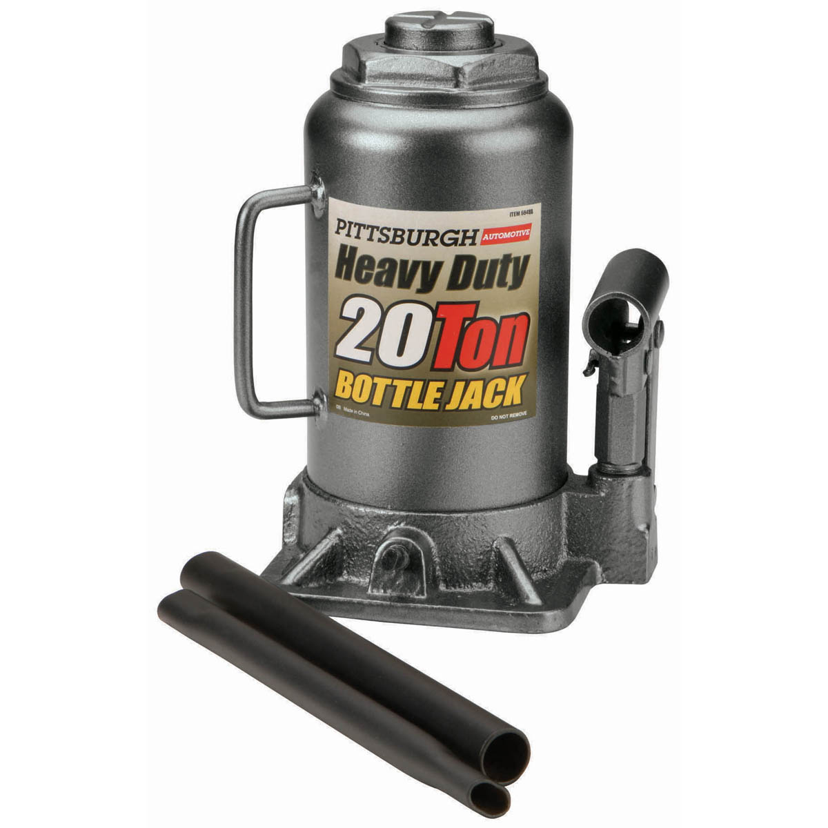 Hydraulic Bottle Jack : Ton hydraulic heavy duty bottle jack