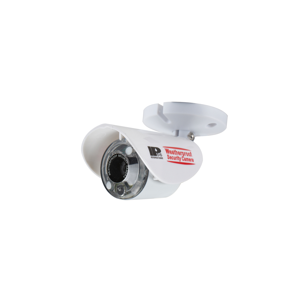 Weatherproof Security Camera With Night Vision
