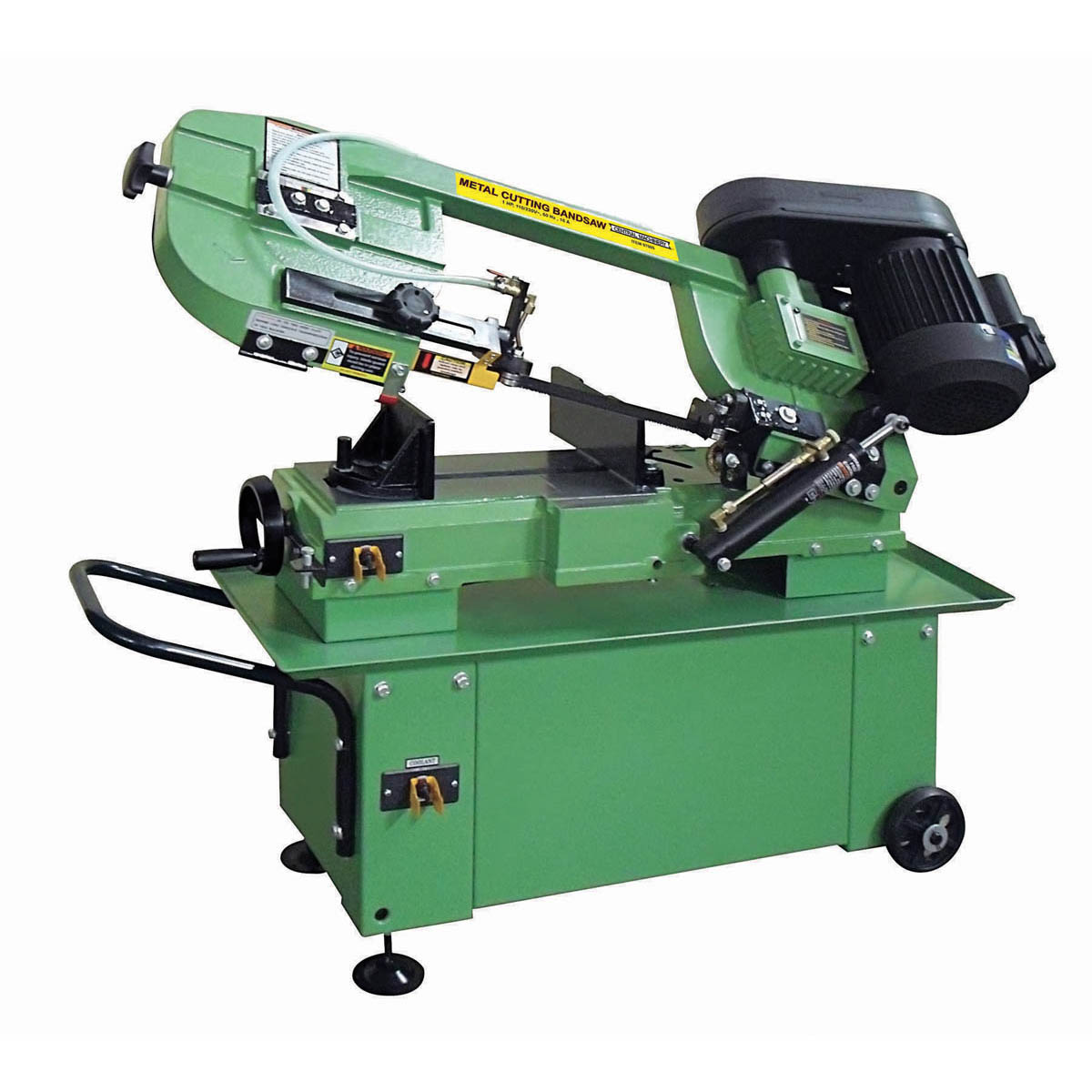 1 Hp 7 Quot X 12 Quot Hydraulic Feed Metal Cutting Band Saw