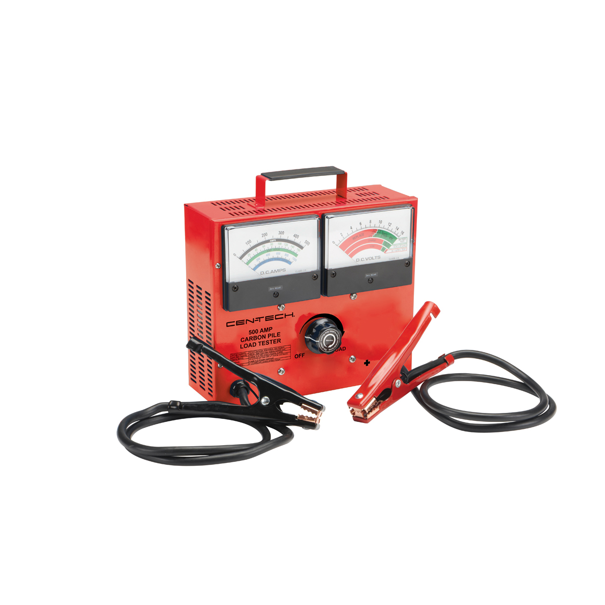 Motorcycle Battery Load Tester : Amp carbon pile load tester