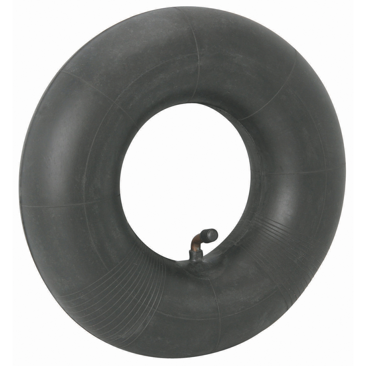 10 in inner tube with curved stem for Tire tub