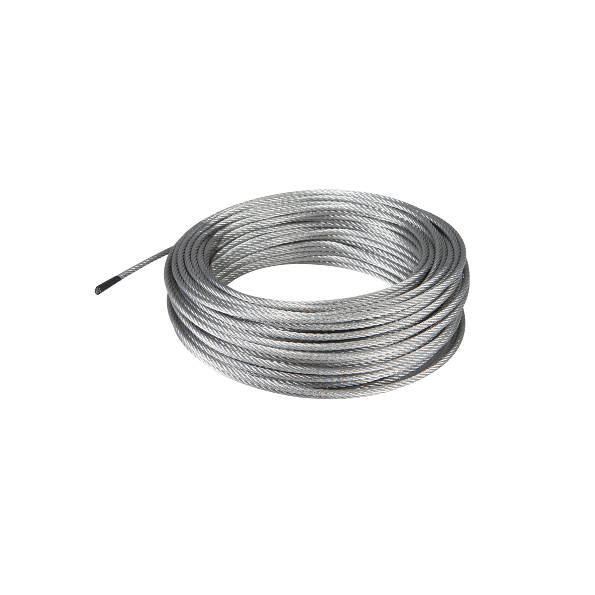 100 ft. x 3mm Aircraft Grade Wire Rope