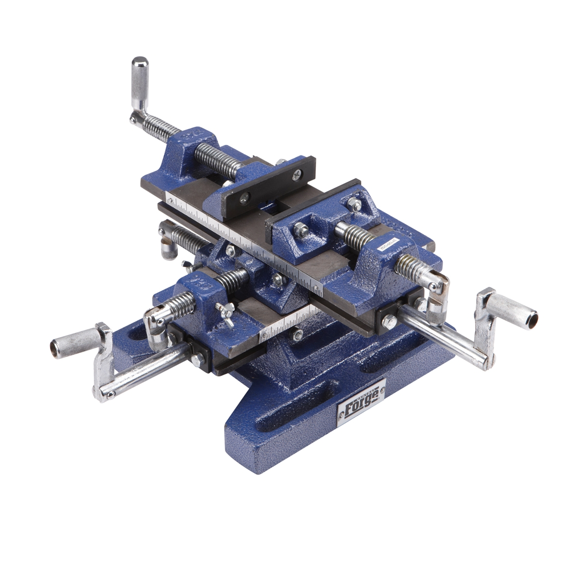 5 in rugged cast iron drill press milling vise - Tornillo de banco ...