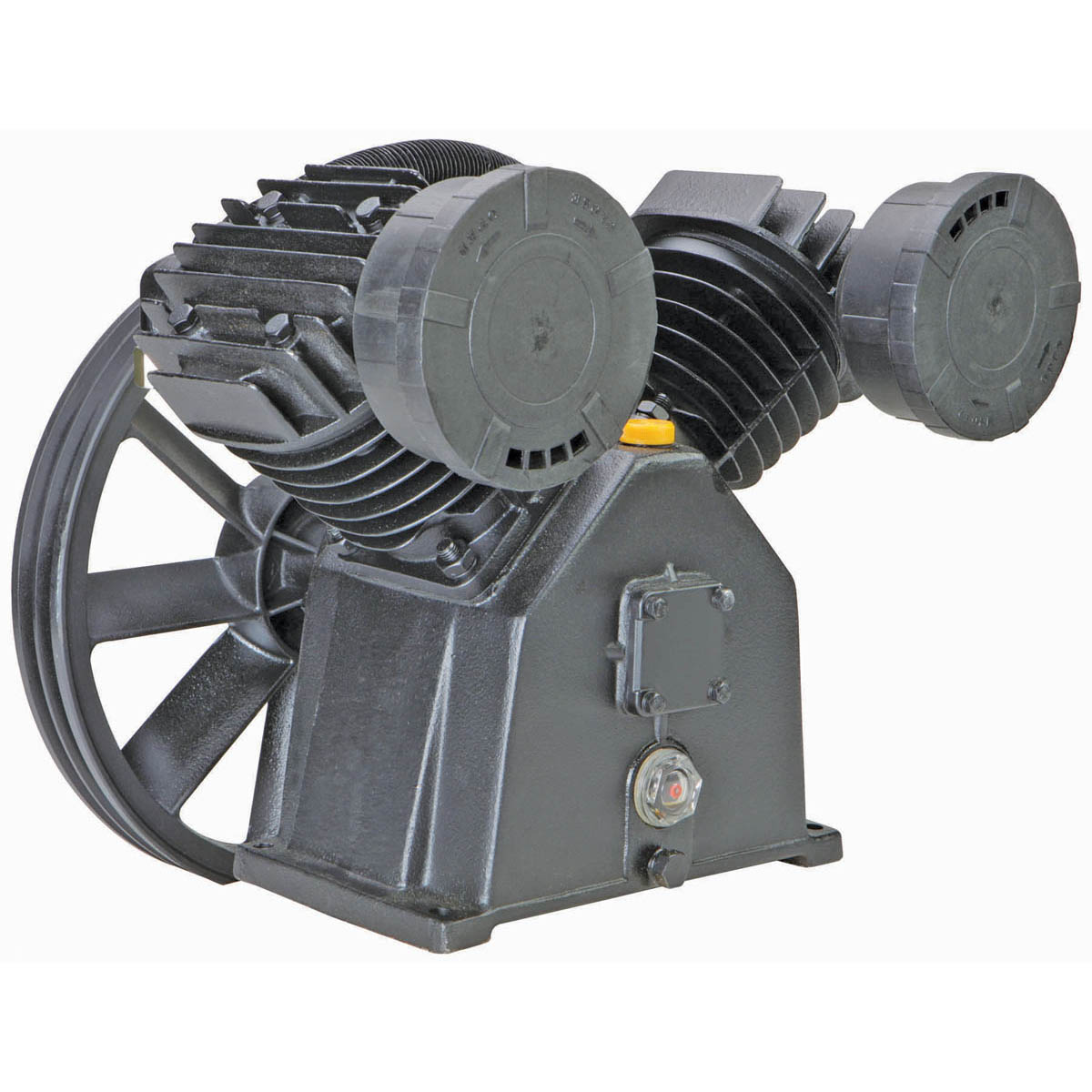 5 Hp 145 Psi Twin Cylinder Air Compressor Pump
