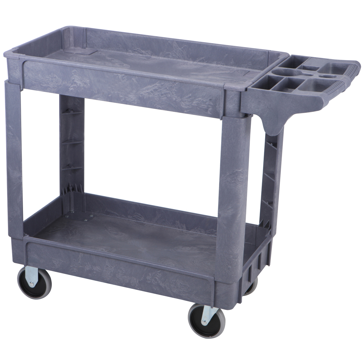 16 In X 30 In Industrial Polypropylene Service Cart