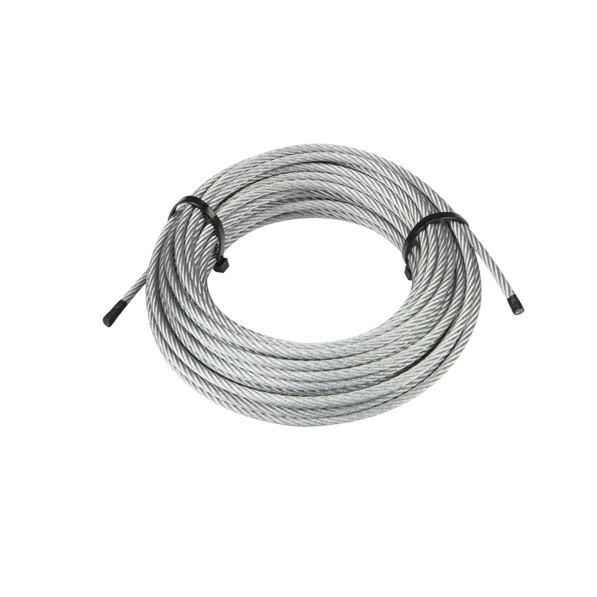 50 ft x 3 16 in aircraft grade wire rope