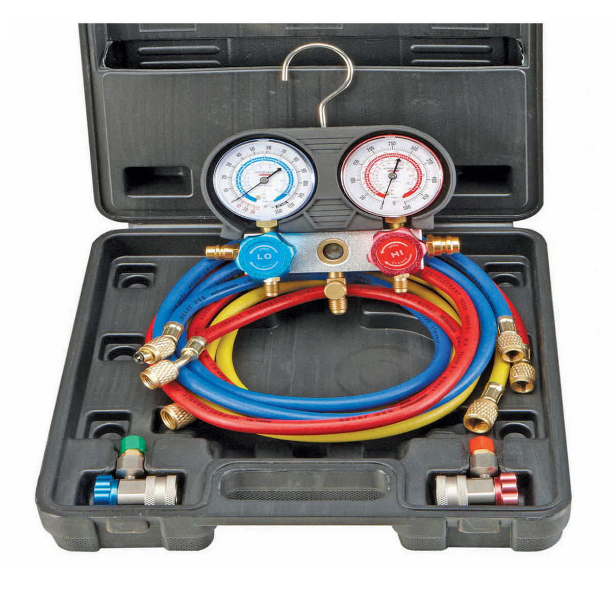 A C R134a Manifold Gauge Set Snap On Welder Plug Wiring Diagram