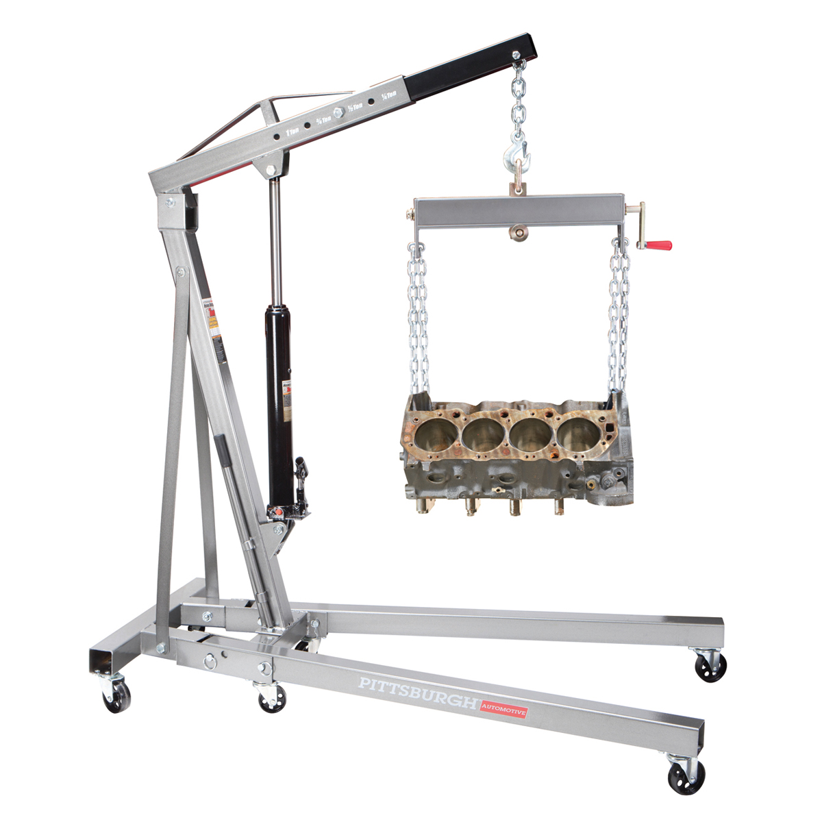 2 Ton Capacity Heavy Duty Load Leveler