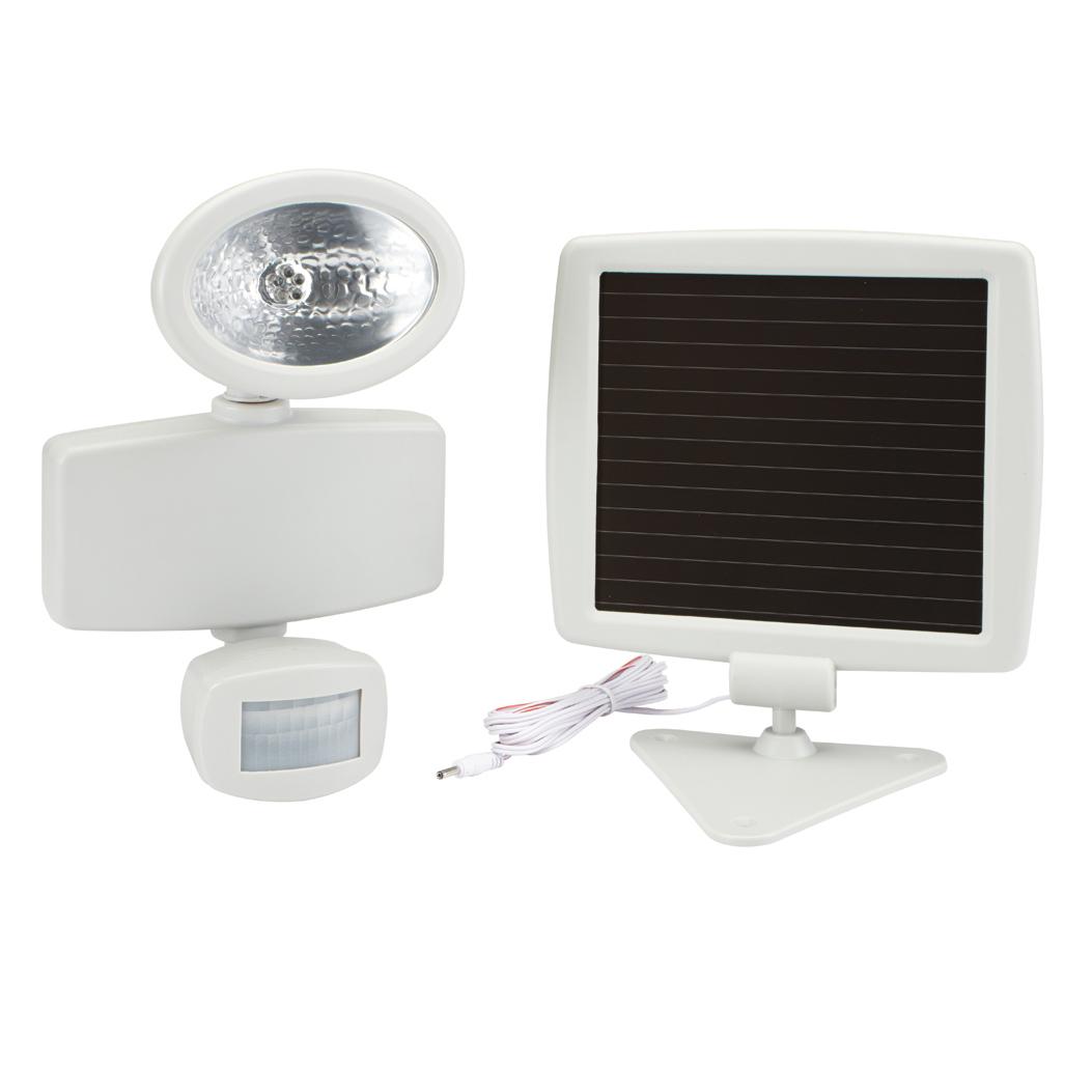 led solar security light. Black Bedroom Furniture Sets. Home Design Ideas