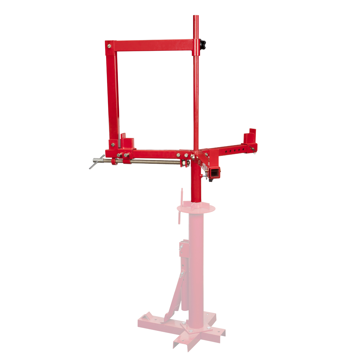 Motorcycle Tire Changer Attachment
