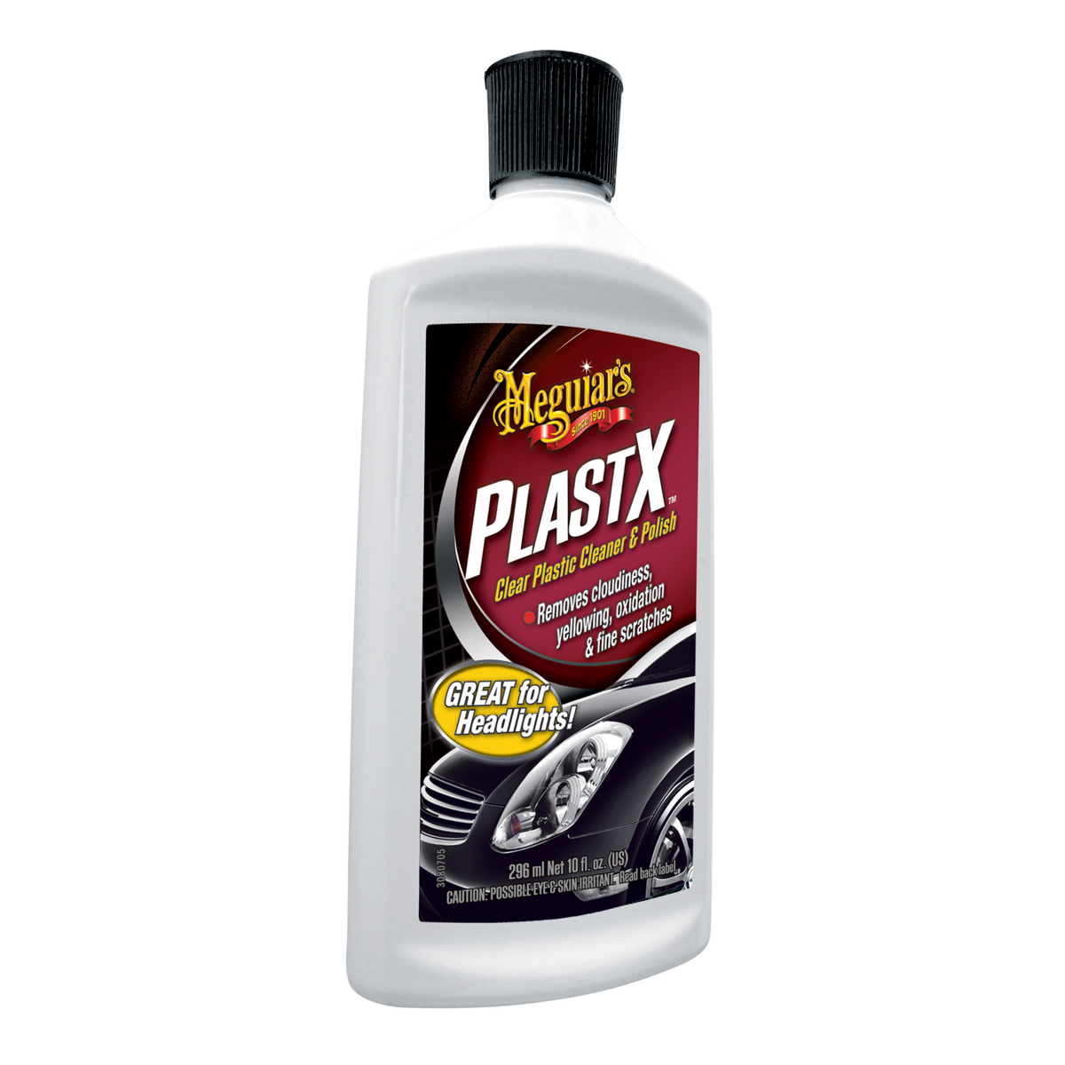 Plastx Clear Plastic Cleaner And Polish
