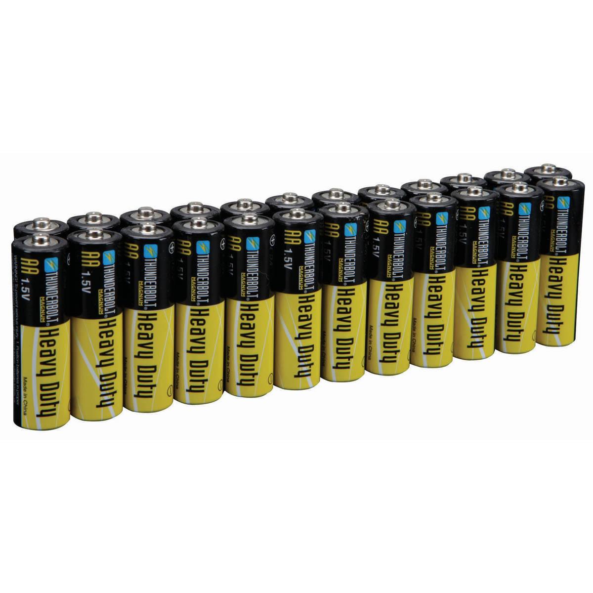 Nearest Battery Store >> AA Heavy Duty Batteries 24 Pk