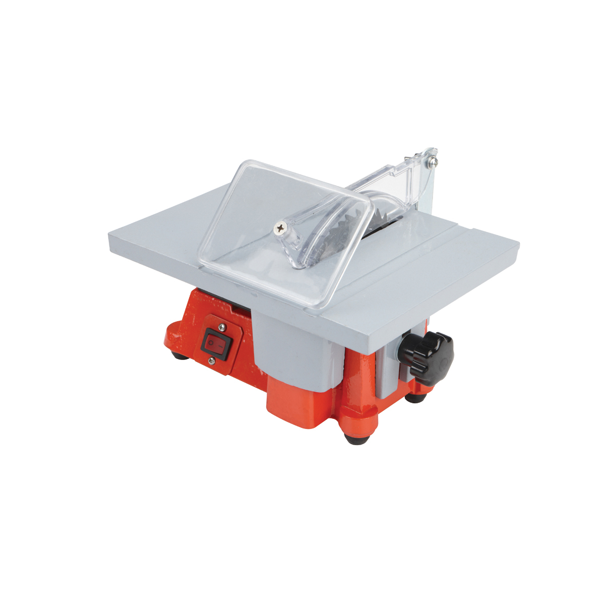 4 In Mighty Mite Table Saw With Blade