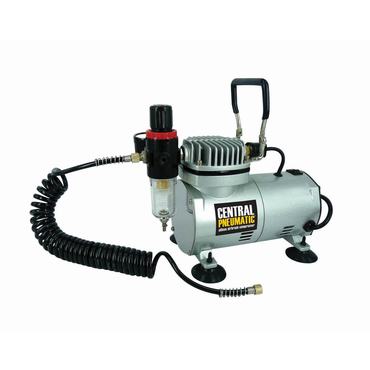 1 6 Hp 58 Psi Oil Free Airbrush Compressor