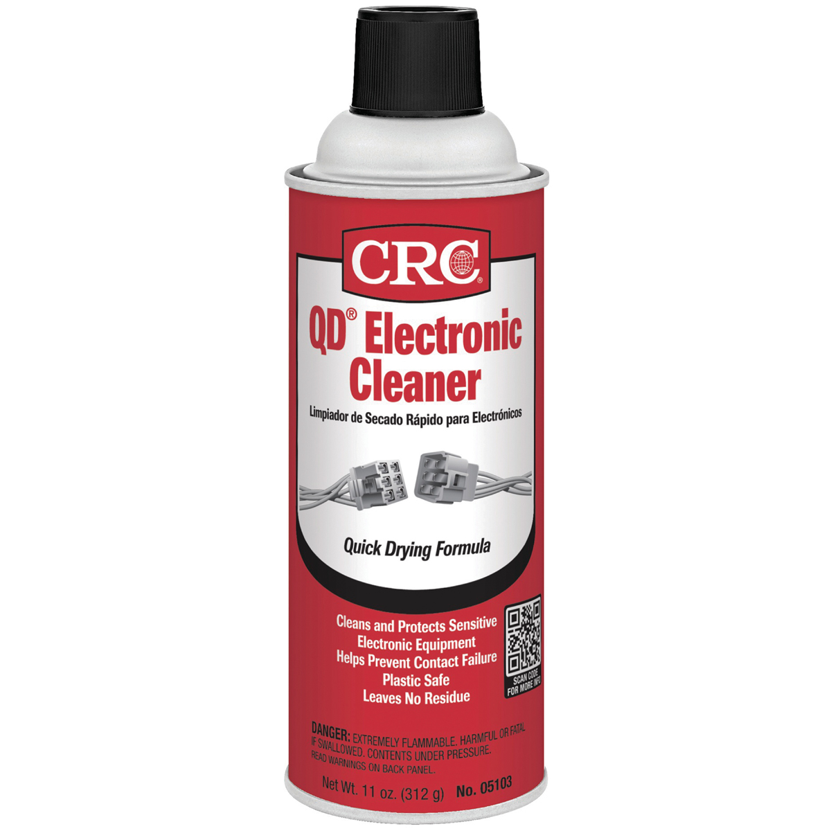 11 Oz Crc Electronic Cleaner