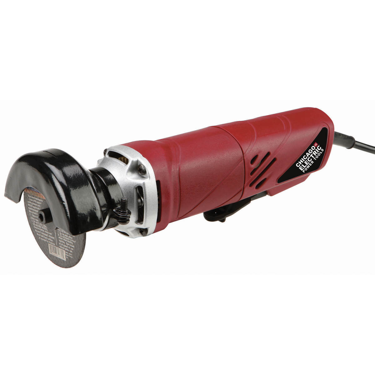 Electric Hand Grinder For Metal ~ In heavy duty electric cut off tool