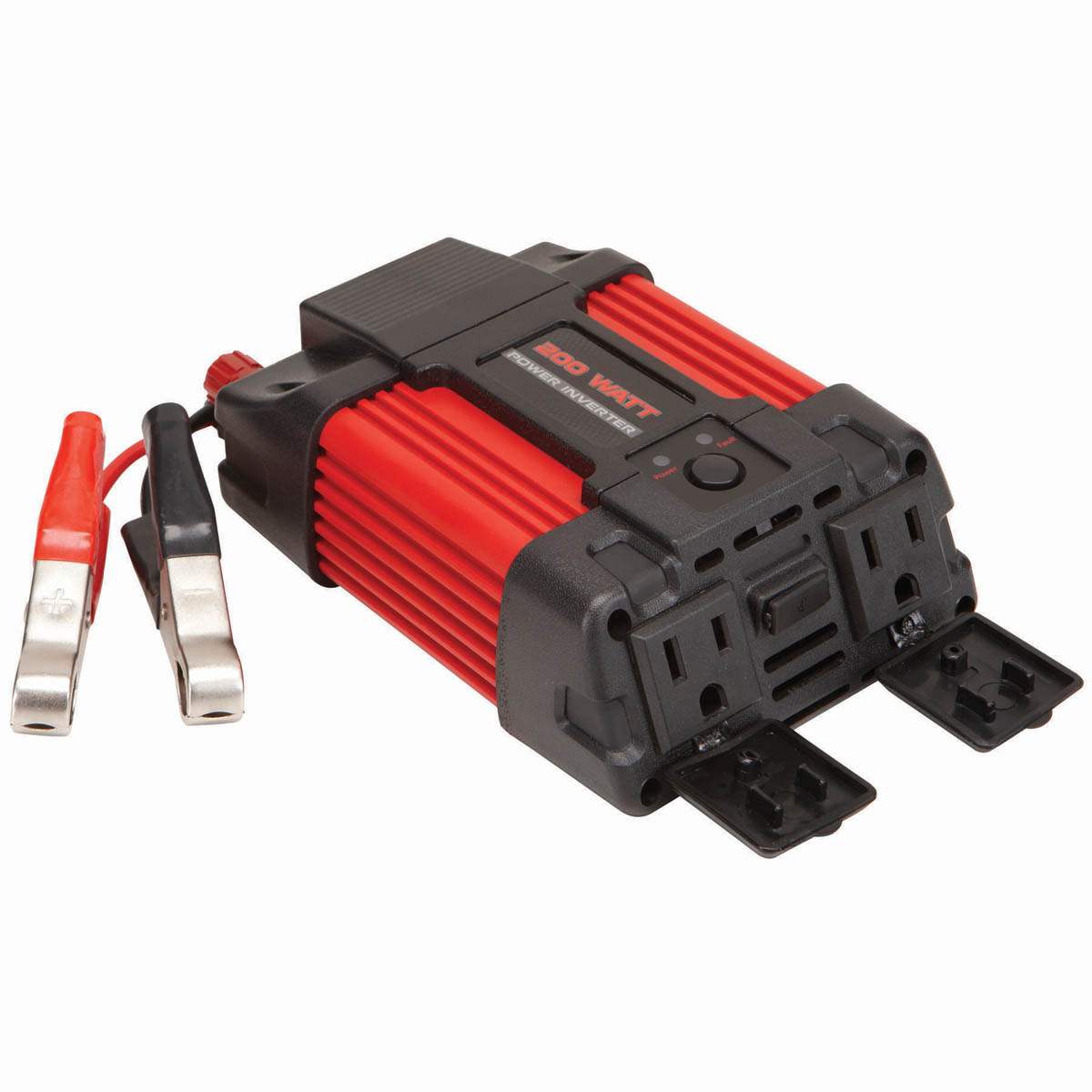 200 Watt Continuous/400 Watt Peak Power Inverter