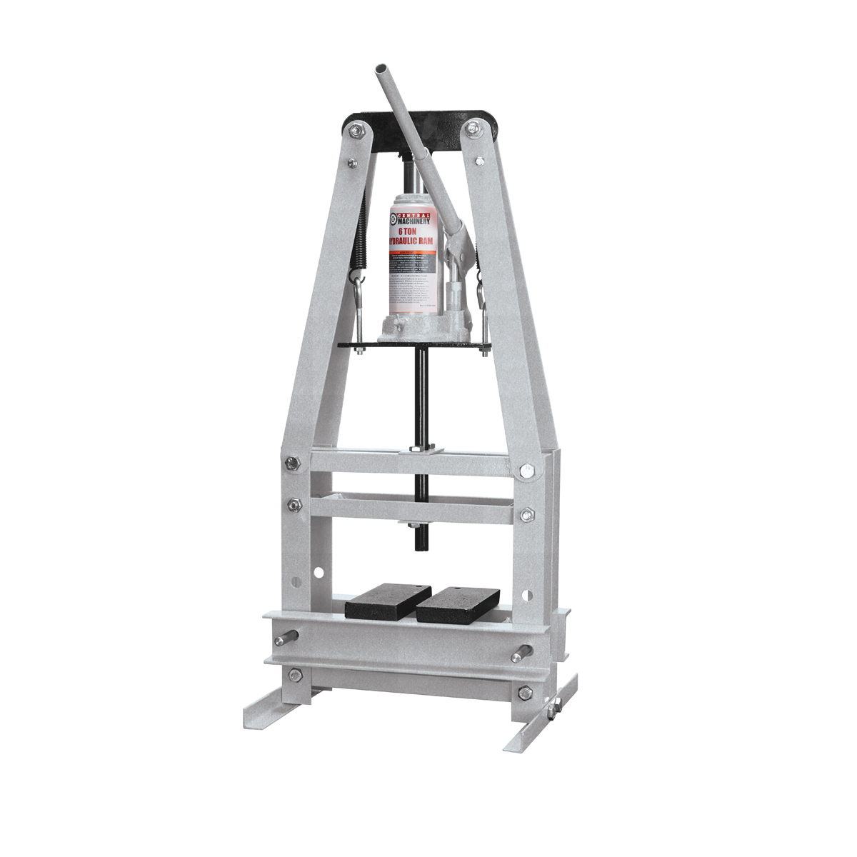 6 Ton A-Frame Bench Shop Press