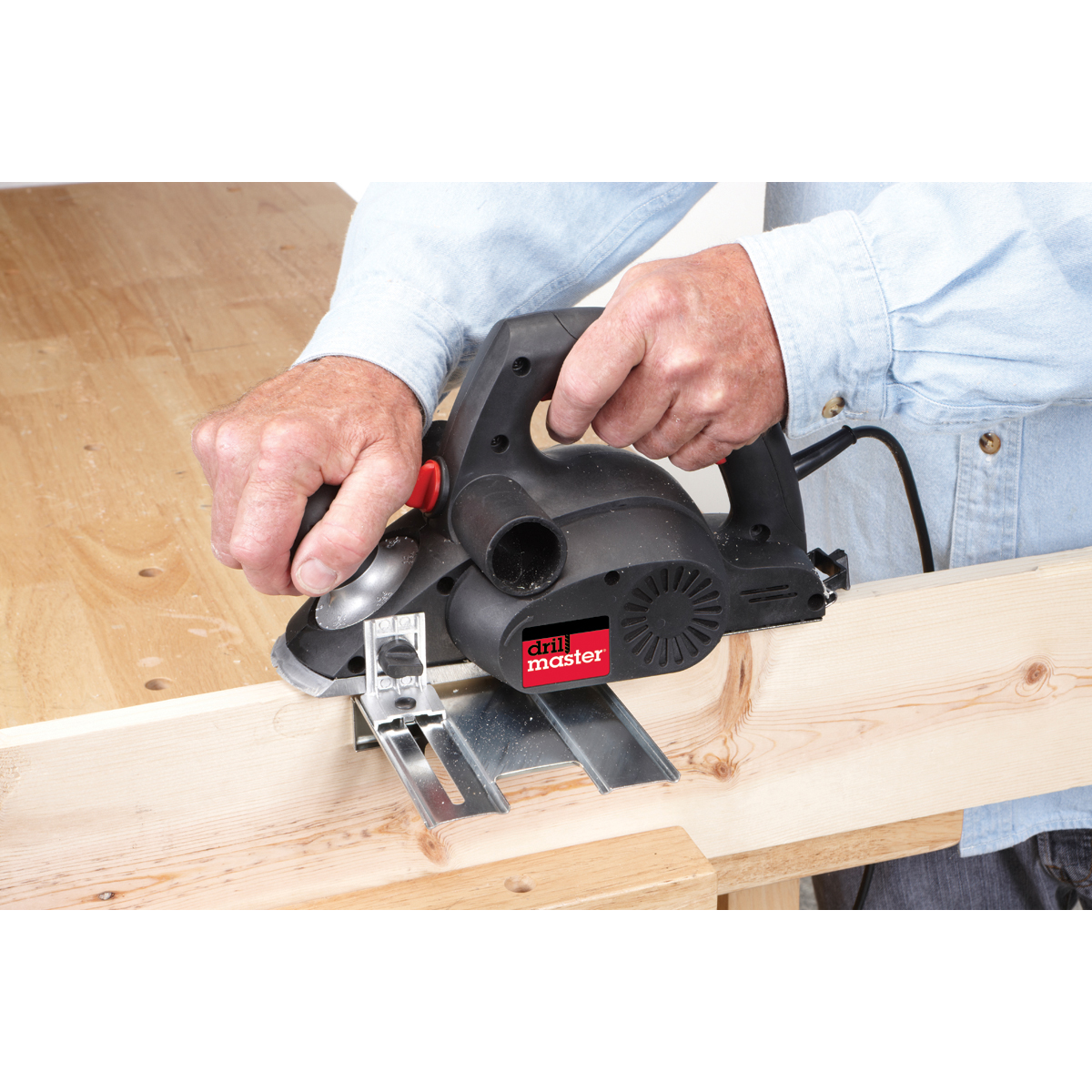 3-1/4 in. 5.5 Amp Electric Planer