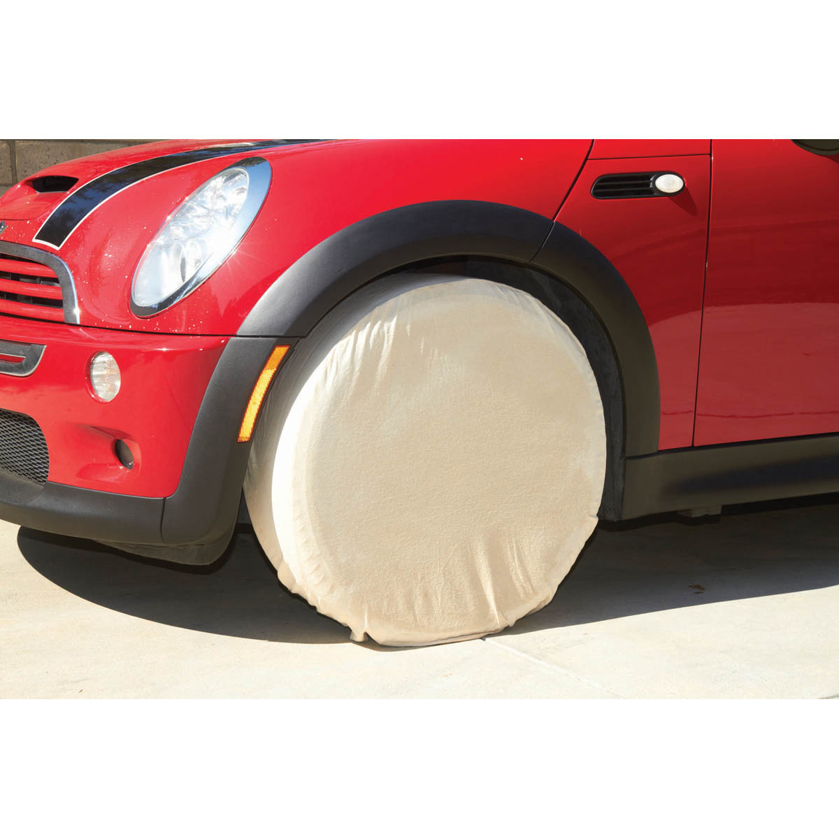 4 Pc Storm Proof Wheel Covers