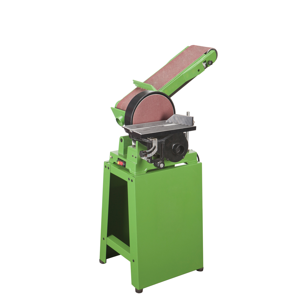 6 In X 9 In Combination Belt And Disc Sander