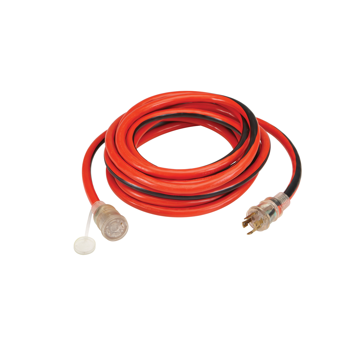 25 Ft X 10 Gauge Generator Duty Twist Lock Extension Cord Split Ether Cable Together With Patch Panel Wiring Also Manual Sobre