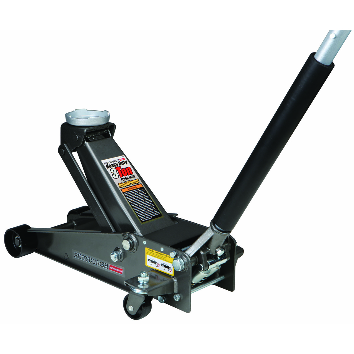 Harbor Freight Car Jack Review