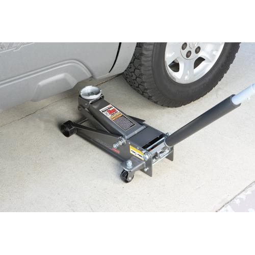 Heavy Tonnage Epoxy Floor : Heavy duty car jack