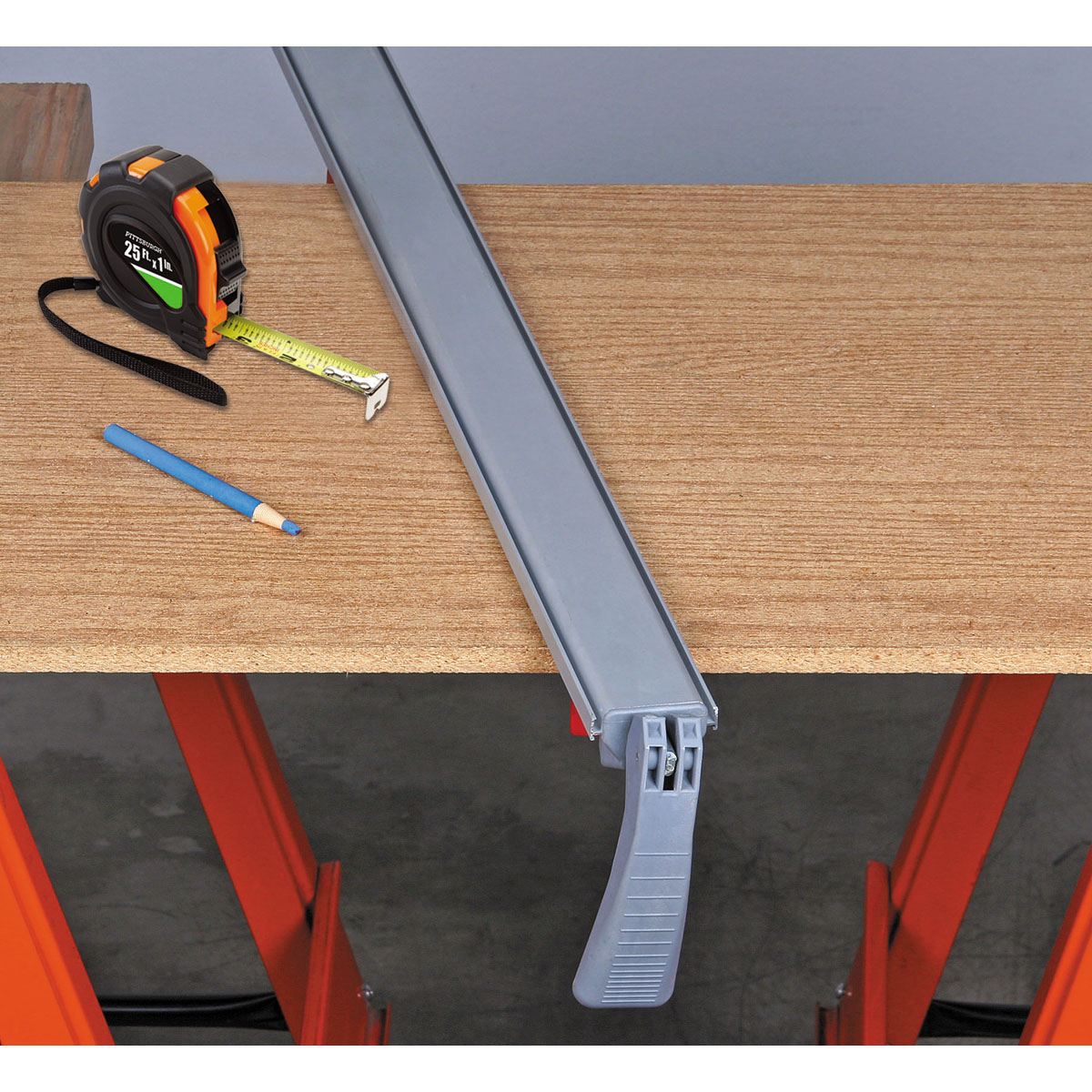 50 In Clamp And Cut Edge Guide