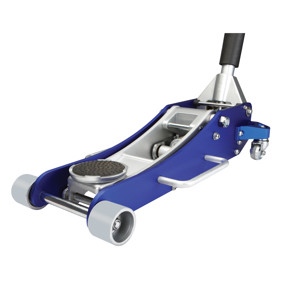 5 ton floor jack 2 5 ton aluminum racing floor with rapidpump 174 28650