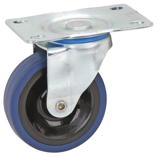 Hand Caster For Sale: 3 In. PVC Light Duty Swivel Caster