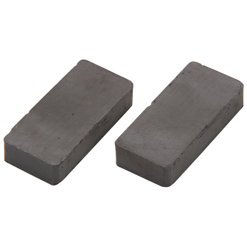 2 Pc Ceramic Block Magnets