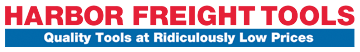 Harbor Freight Tools Discount To